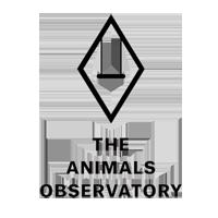 THE ANIMALS OBSERVATORY logo