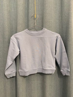 KNITTED CROPPED SWEATER logo